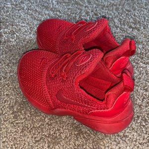 All Red Nike Presto